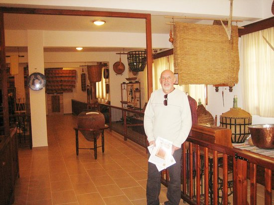 The Steni Museum of Village Life : enjoying the culture