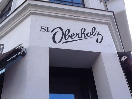 St. Oberholz Restaurant: Inserisci didascalia
