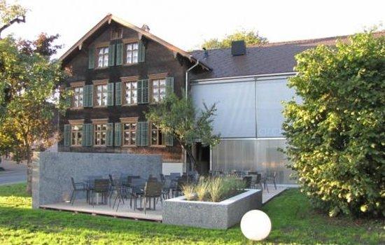 Weinlokal Rebberg: von aussen