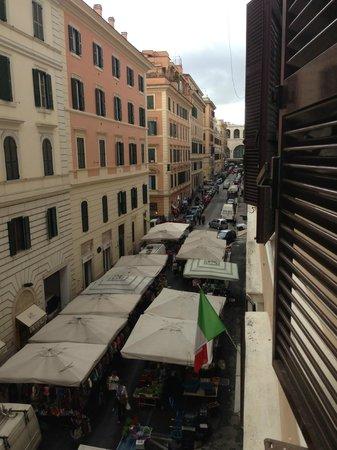 Hotel Domus Praetoria : view