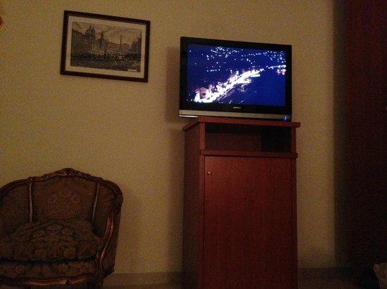 Hotel Domus Praetoria: room