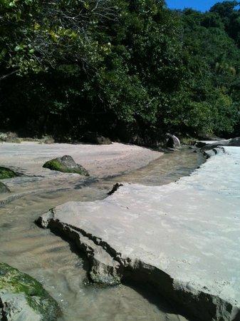 Felix Beach: Praia do Felix - Ubatuba