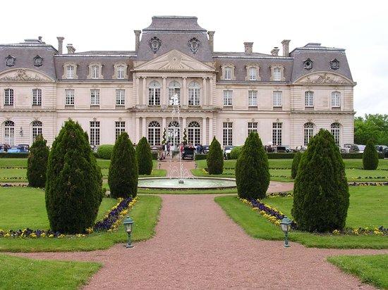 Restaurant L'Origan, du Château d'Artigny : LE CHATEAU