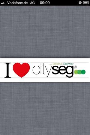 CitySeg : We love