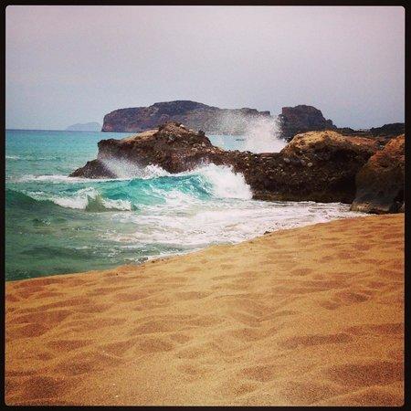 Santa Marina Beach Hotel: Falasanna beach
