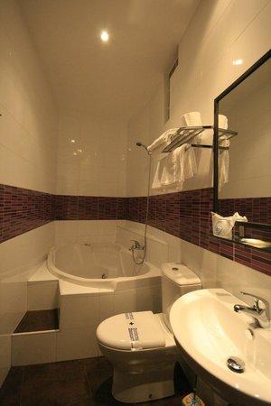 Hostal Real: Baño