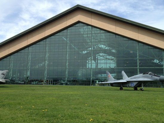 Evergreen Aviation & Space Museum: Home of the Spruce Goose!