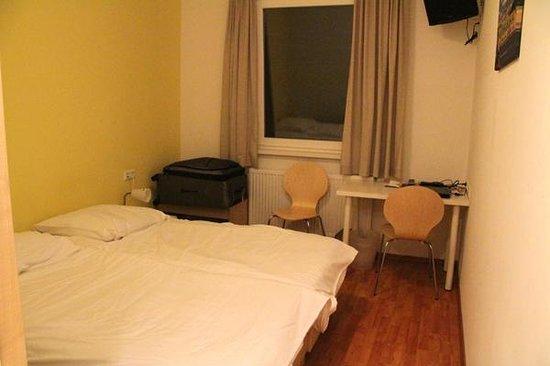 A&O Berlin Hauptbahnhof: Room
