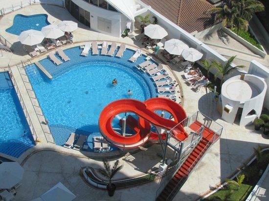 Beach Palace: Water slide