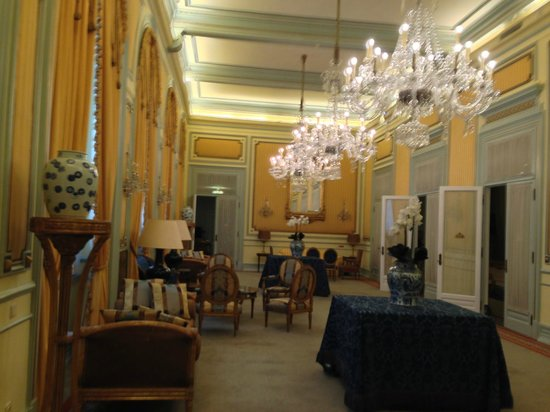 Hotel Avenida Palace : peaceful room
