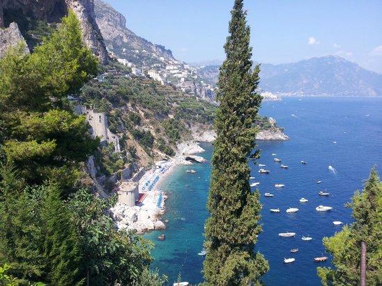 Sorrento Limo: Amalfi coast - Conca dei Marini