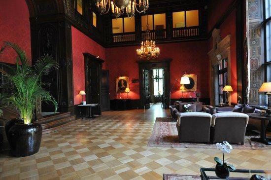 Patrick Hellmann Schlosshotel: Schlosshotel Im Grunewald
