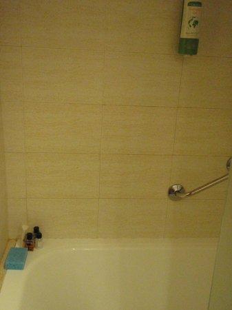 NH Lleida Pirineos: shower