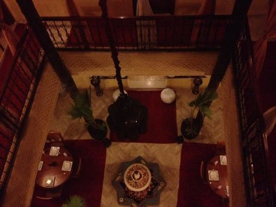 Riad Hamdane et SPA : View of the Riad's Reception