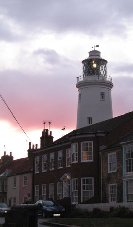 Northcliffe Bed & Breakfast: The Lighthouse -from the road not the room