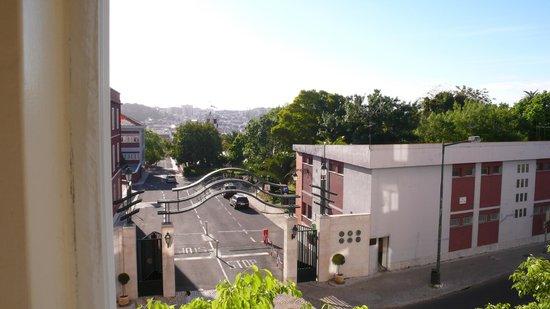 Princesa Hotel & Tea: vue de la chambre