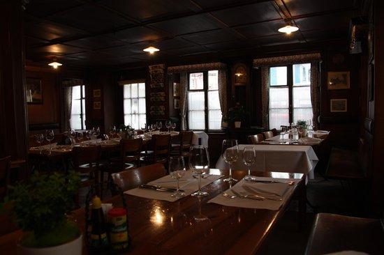Wirtshaus Galliker: Dining area