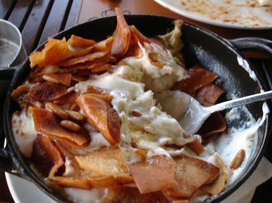 Abd El Wahab: блюдо ресторана