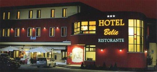 Hotel Belie: Posizione strategica