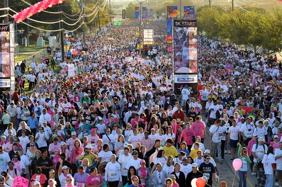 NorthPark Center: NorthPark is the home of the Komen Dallas Race for the Cure