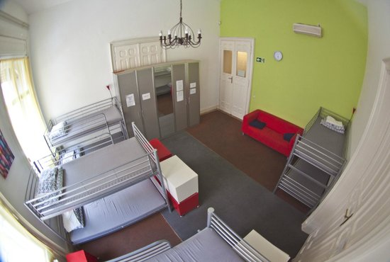 Barocco Hostel: 8 bed mixed