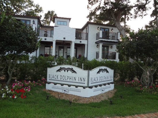 Black Dolphin Inn: Spanish style Black Dolphin B&B