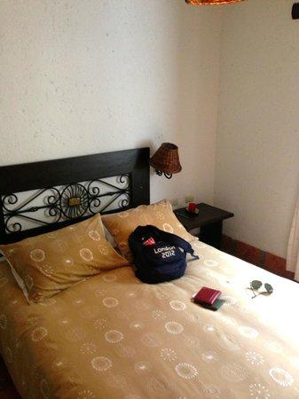 Hatun Inti Classic: Comfy bed