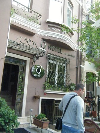 Q Hotel Istanbul: Q hotel