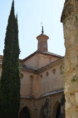 Monasterio de Piedra: Monasterio