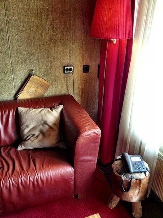 Badhotel Rockanje & Brasserie Lodgers: Kamer 605