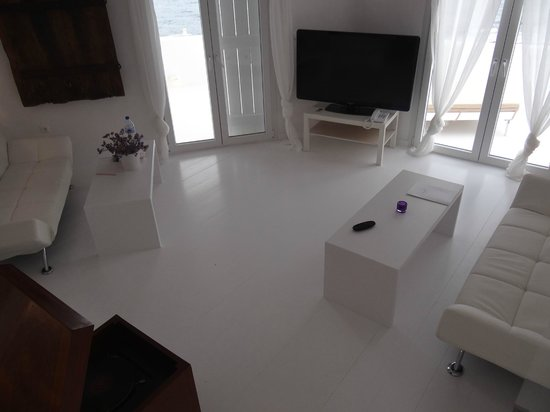 Salt Suites & Executive Rooms: Sea house - Living room