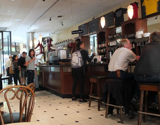 Caffe Roma Inside