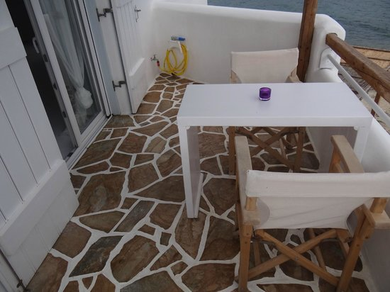 Salt Suites & Executive Rooms: Sea house - Top balcony 2