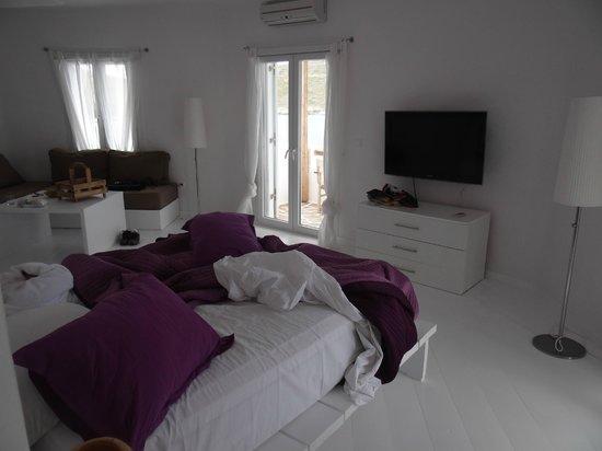 Salt Suites & Executive Rooms: Sea house - First Floor