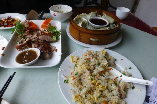 Cloud 9 Restaurant: Great food at Cloud 9