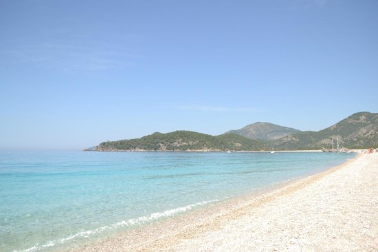 NOA Hotels Oludeniz Resort Hotel: пляж