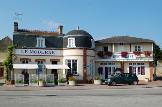 Le Moderne Restaurant : Le Moderne