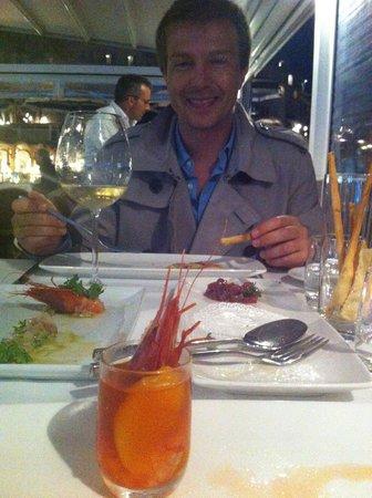 Restaurant Marina Grande: Antipasto degustazione 7 assaggi