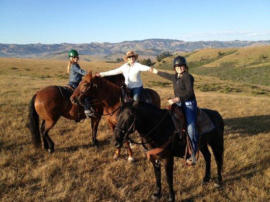 Horseback Riding Tours San Luis Obispo