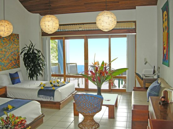 Xandari Resort & Spa: Prima Villa interior