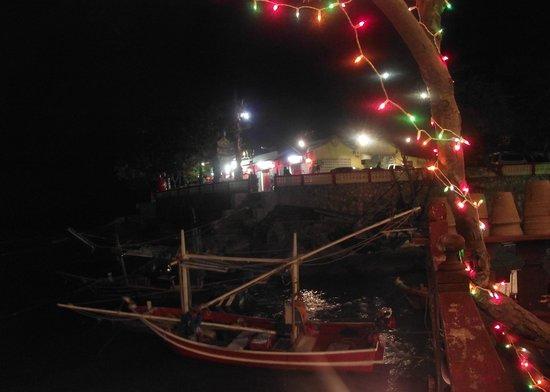 Hua Hin Seaside Restaurant : beautiful setting