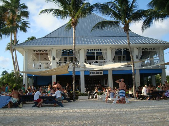 KAIBO Beach Bar & Grill: Kaibo