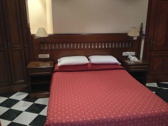 Hotel Las Almenas: Chambre