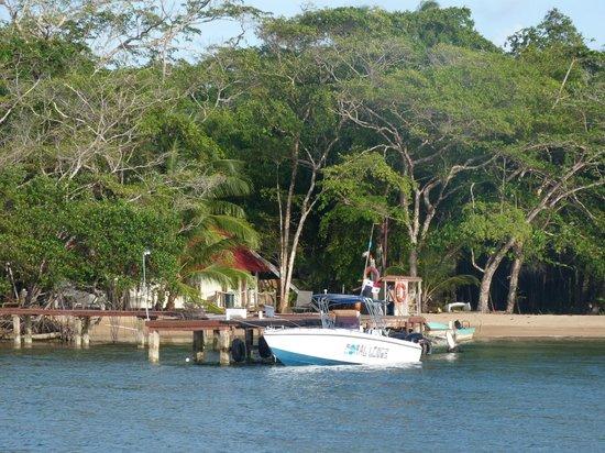 Santa Isabel, بنما: De paseo!