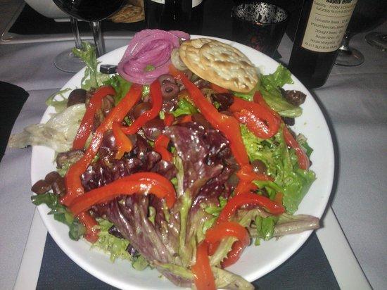 311 Lounge: Salad at 311