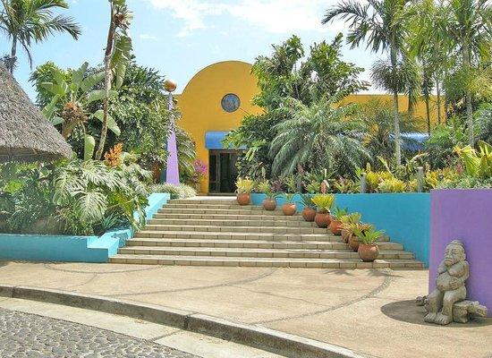 Xandari Resort & Spa: Main Building