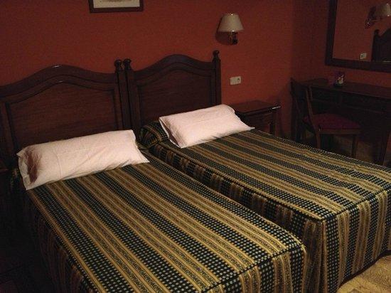 Hotel Abaceria: Chambre