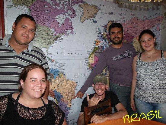 Hostel Friendly: turistas