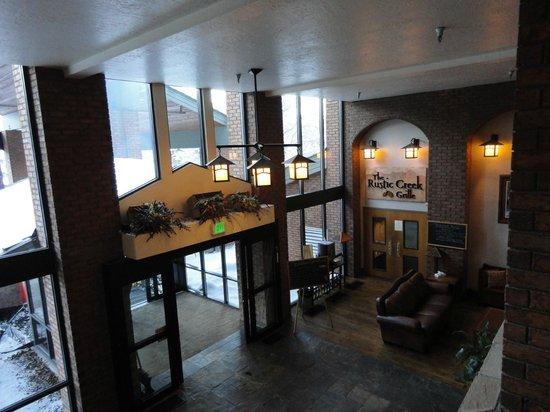 Park City Peaks Hotel : lobby