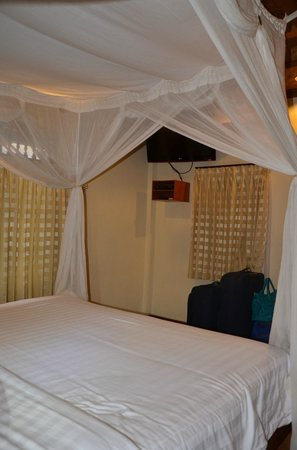 Lumbung Sari Cottages: Superior Zimmer